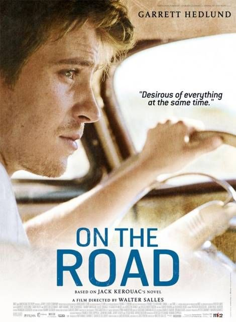 On the Road (Garrett Hedlund)