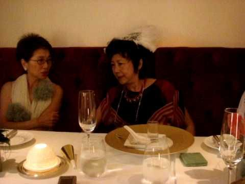 Nice New Year Dinner at Les Amis French Restaurant, Singapore