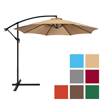 Top 10 Best Patio Umbrella Offset In 2019 Reviews 10beets Offset Patio Umbrella Patio Umbrella Outdoor Umbrella