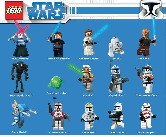 lego star wars, piezas montadas - Buscar con Google | Para Marcial ...