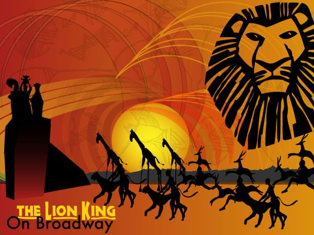The Lion King Celebrates Anniversary With 10 Artist Posters Lion King Broadway Lion King Lion King Musical