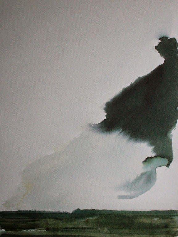 Watercolors by Koen Lybaert | http://ineedaguide.blogspot.com/2015/04/koen-lybaert.html | #art #paintings #watercolors