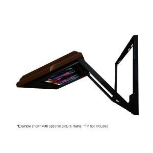 Perfect Bedroom TV Furniture - Standard Flip-Out TV mount for the Flat Screen 15