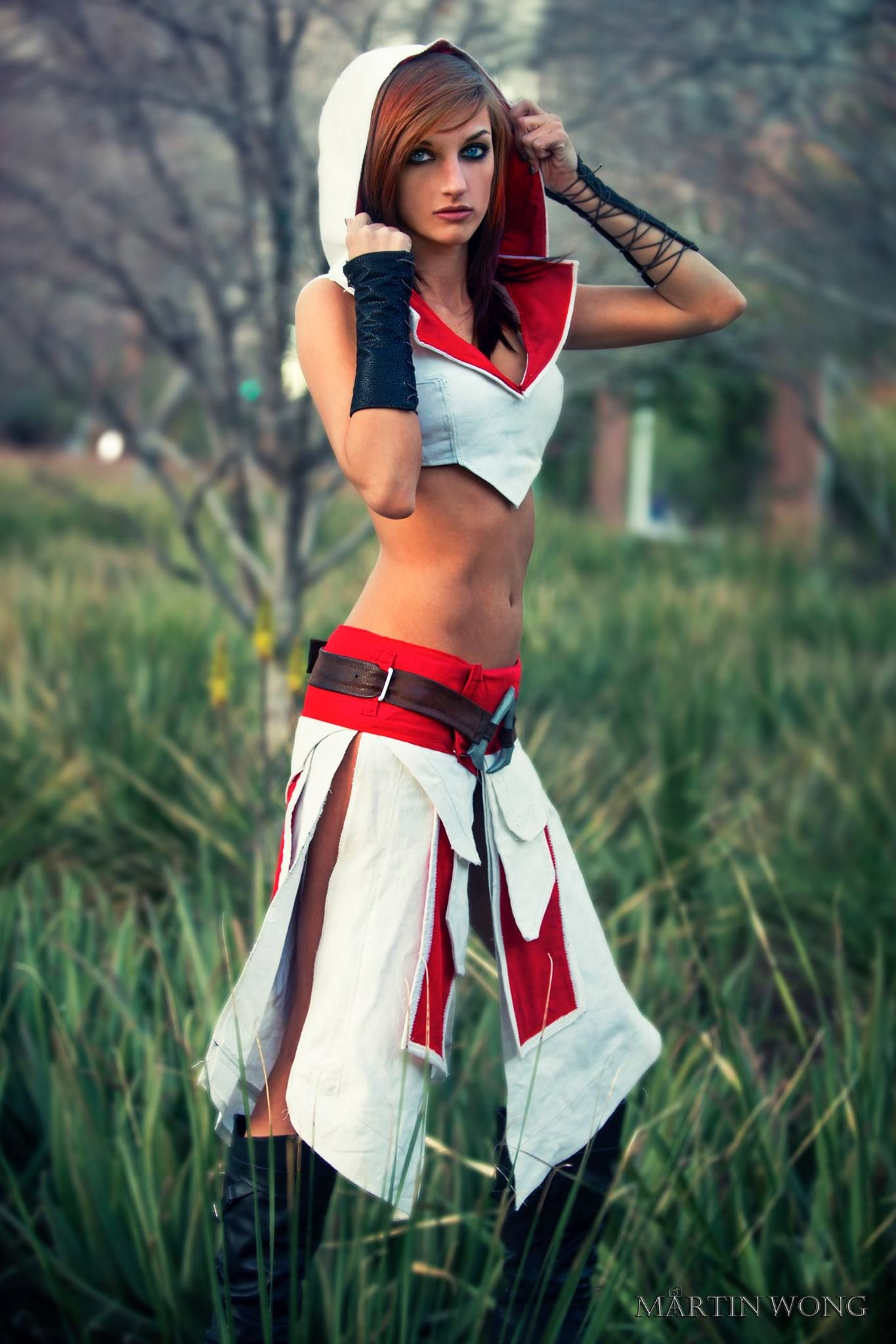 nude assassins creed girl