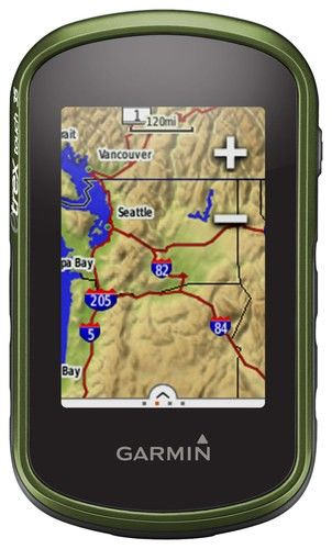 Garmin Etrex Touch 35 2 6 Gps With Built In Bluetooth Green Garmin Etrex Global Positioning System Electronic Compass