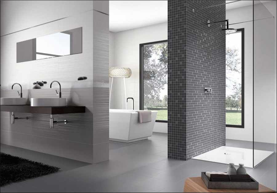 Mosaik Im Badezimmer Mosaik Badezimmer Modern Fliesen Inspiration Badezimmer Fliesen Ideen Badezimmer Fliesen Badezimmer