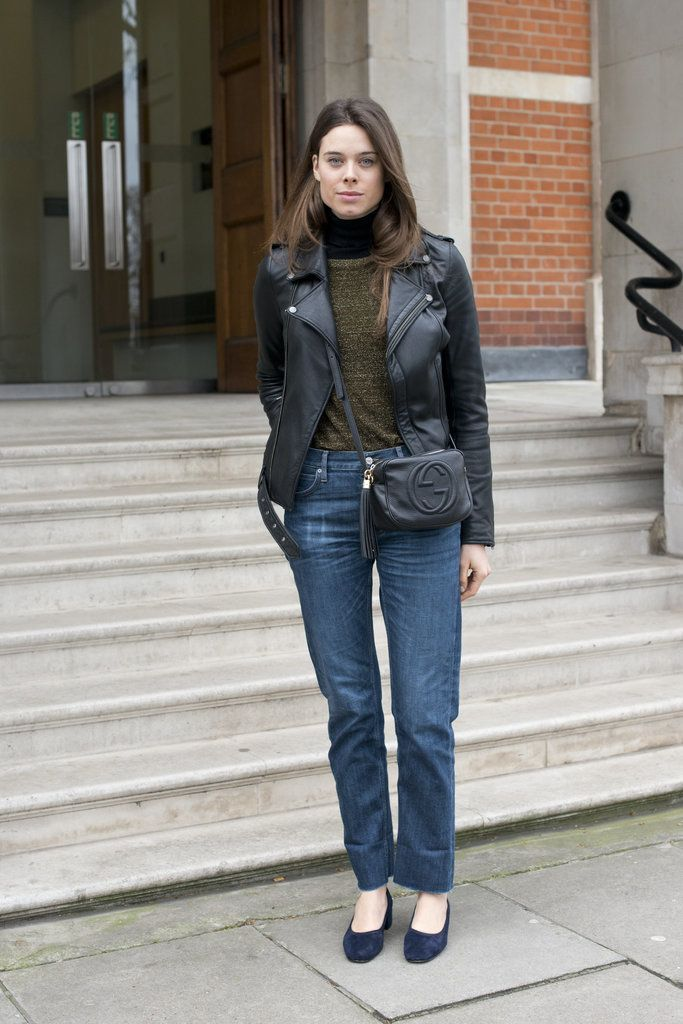 See What the Style Crowd Wore to London Fashion Week