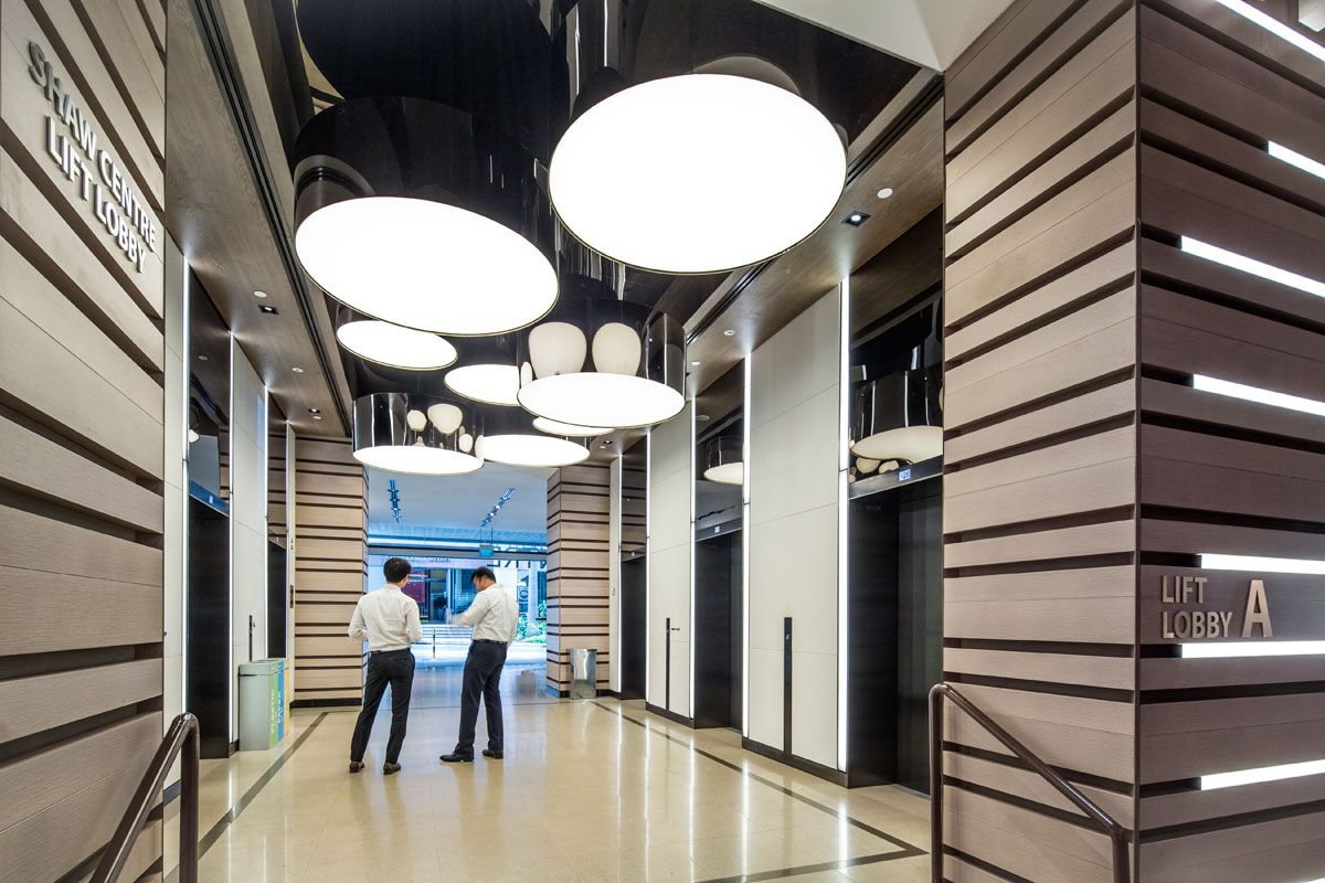 10 Questions With Mike Lim Of Dp Design Elevator Lobby