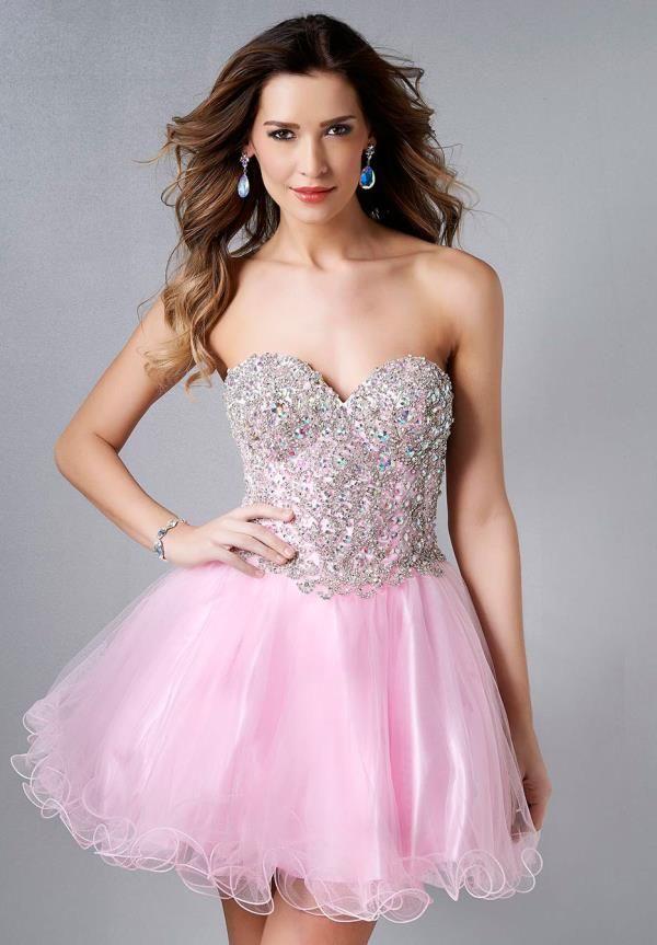 b40c69bfad4f6 21 Elegant Christmas Party Dresses 2015 For Women - Fashion Craze ...