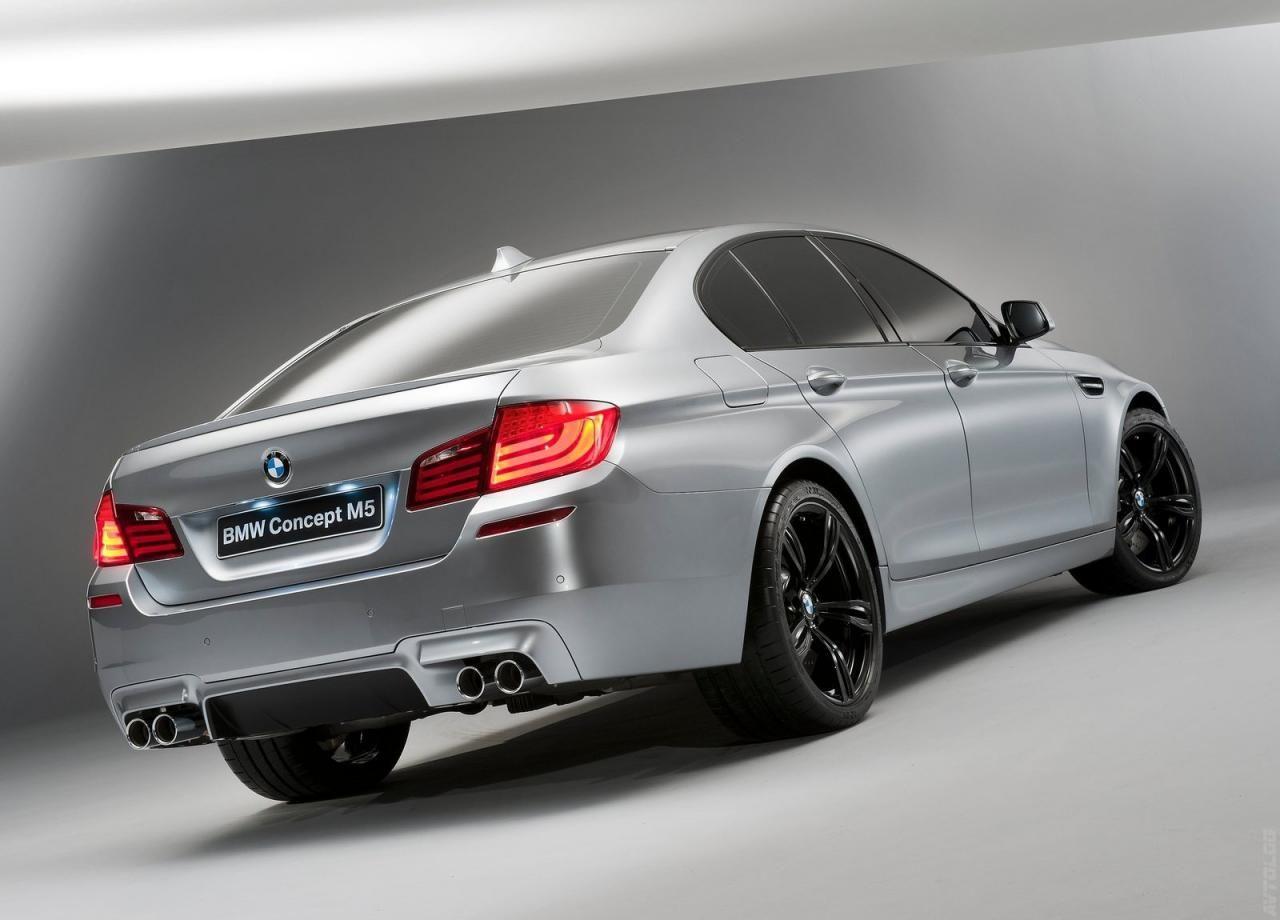 2011 BMW M5 Concept | BMW | Pinterest | BMW M5, BMW and Cars