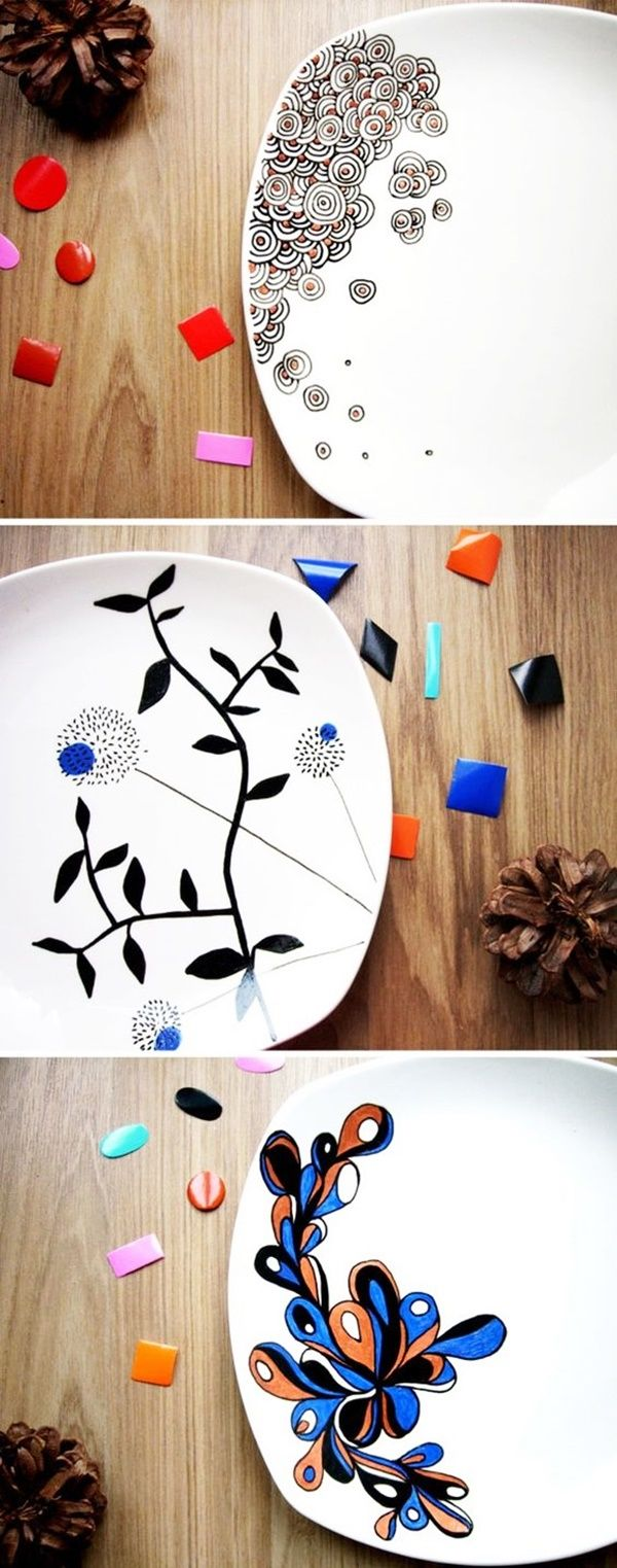 30 Amazing Pottery Painting Ideas To Try This Season is part of Pottery painting, Ceramic art, Pottery designs, Ceramic painting, Glass painting, Ceramic pottery - If you are who's always had the passion and the love for painting pottery, we bring to you the most exclusive Pottery Painting Ideas To Try This Season