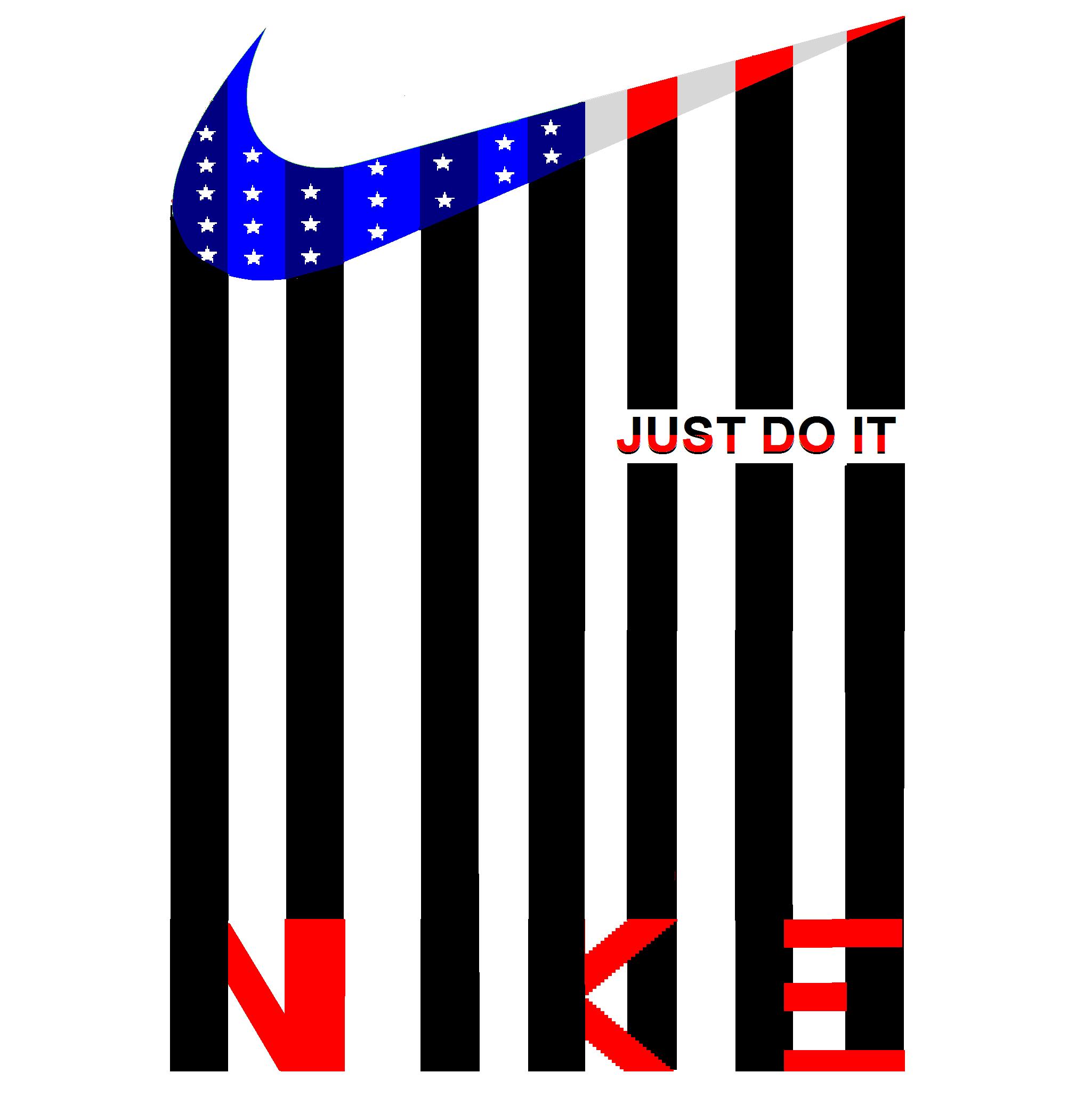Nike, American, flag, swoosh. | Nike. | Pinterest