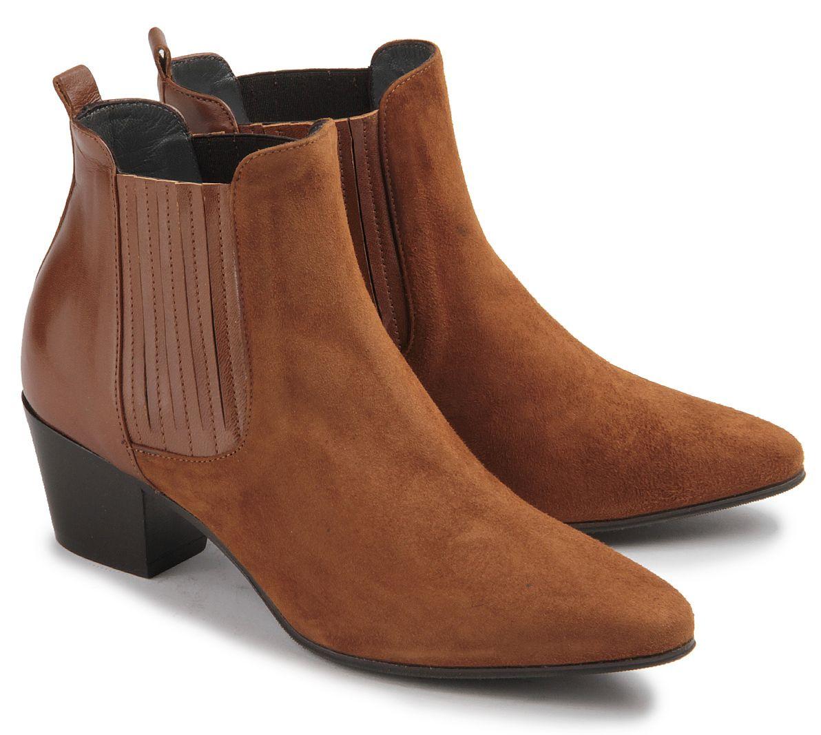 Hier kommt ein stylishes Streetwear-Essential! Die Chelsea-Boots von Rossaro…