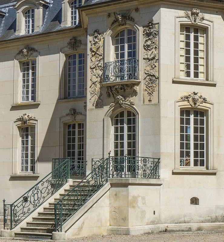 Château De Jeurre, Morigny Champigny (Essonne, France) | By Denis Trente