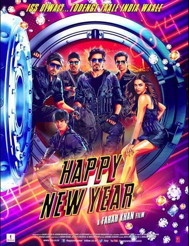 Watch Online Happy New Year 2014 Hindi Movie Hdrip Or Download Happy New Year Is An Upcoming 2014 B Happy New Year Movie New Year Movie Happy New Year 2014