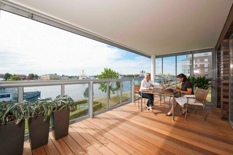 terrazas modernas semicubiertas techo suelo Arquitectura Pinterest