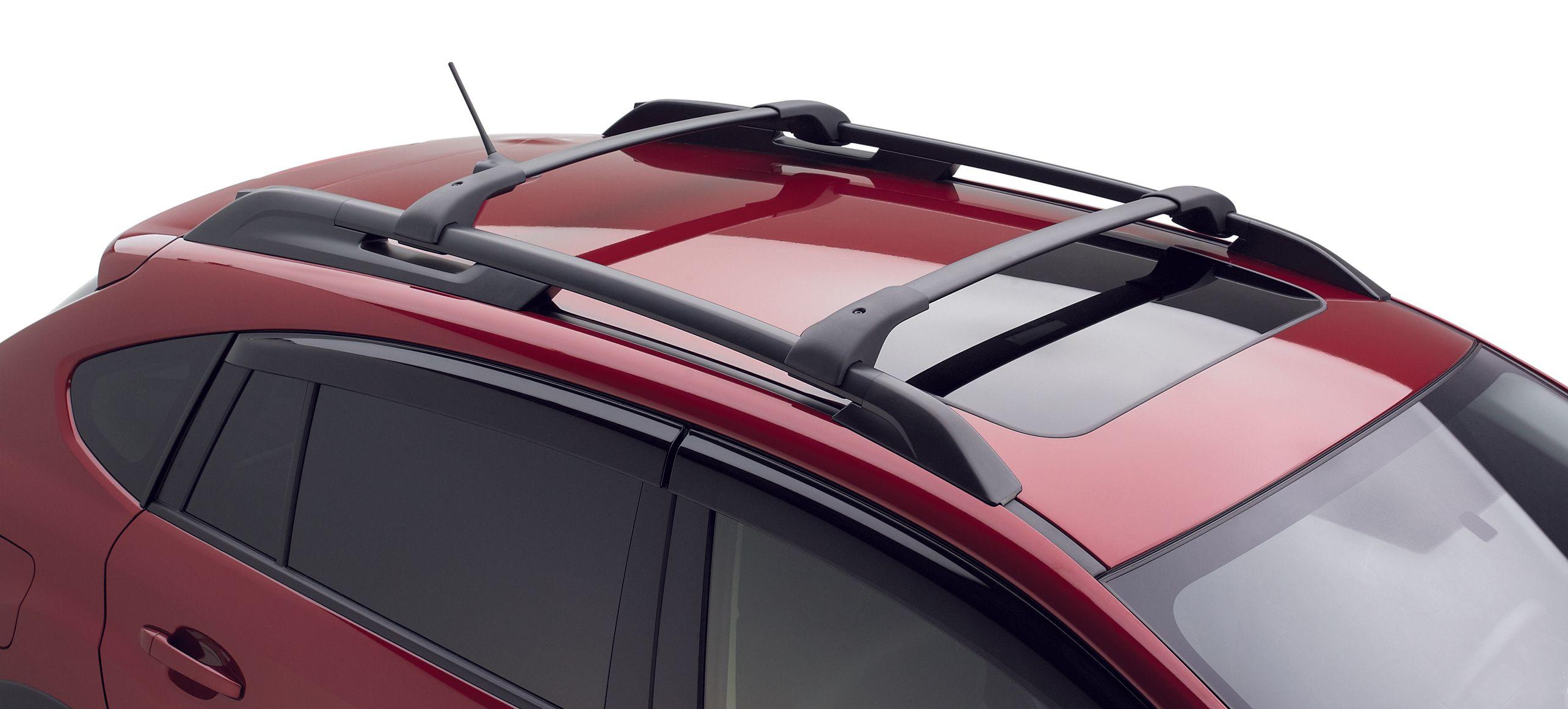 Nice XV Crosstrek Aero Roof Cross Bar Kit 2013