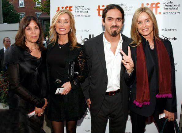 Olivia Harrison Marjorie Bach Walsh Sister Of Barbara Wife Joe Gianni Gregorini Son And