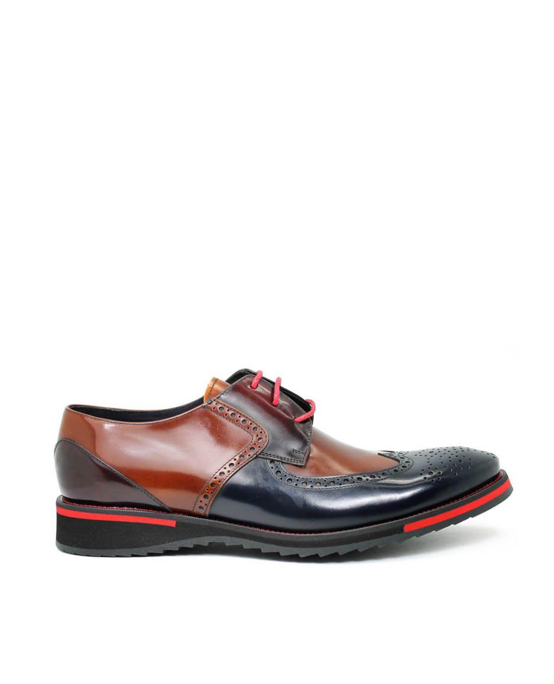 bbe334351 Zapatos ANGEL INFANTES marino 42064