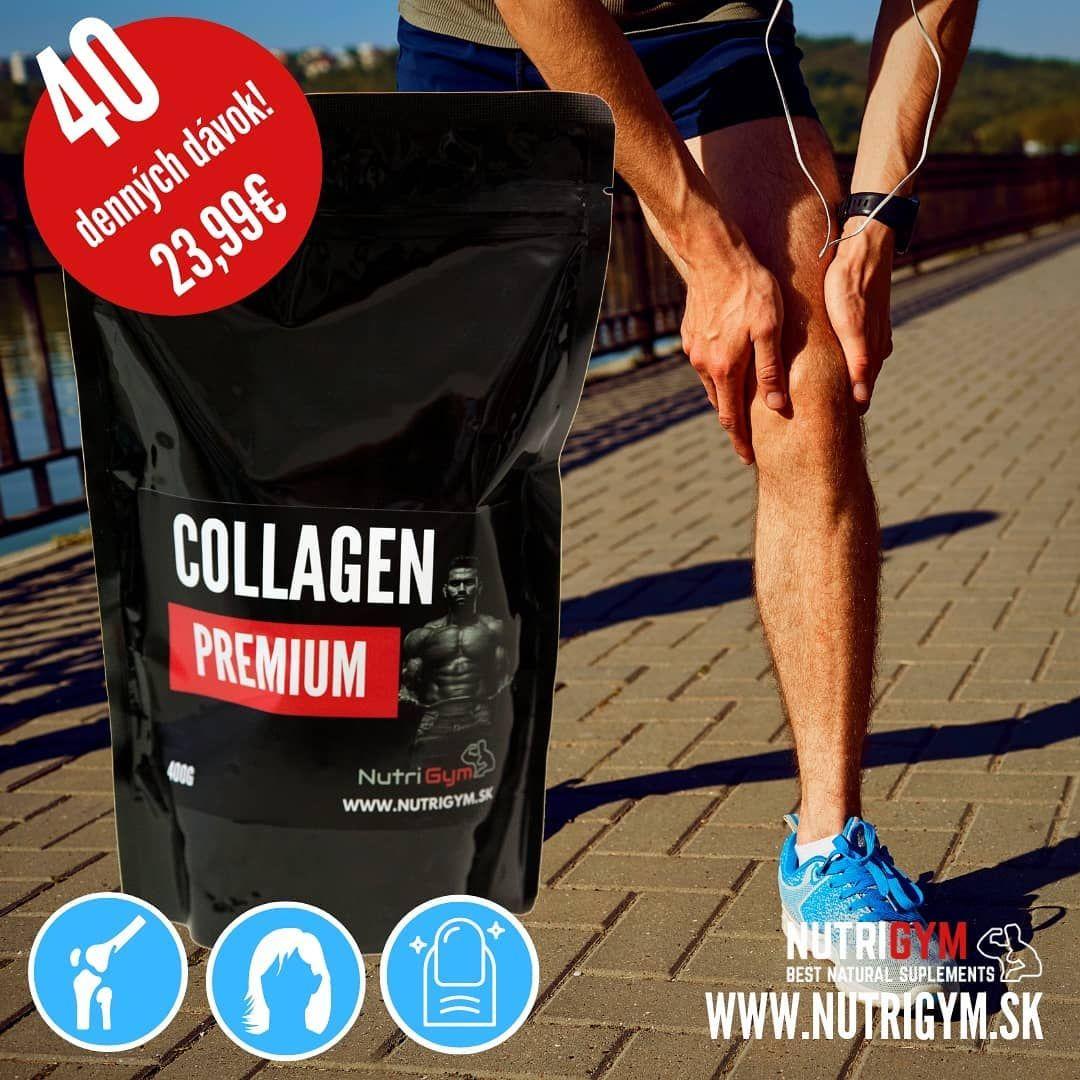 Morský prémiový kolagén - jednotka na trhu!  #klby #joint #kolagen #collagen #zdravienaprvommieste #...
