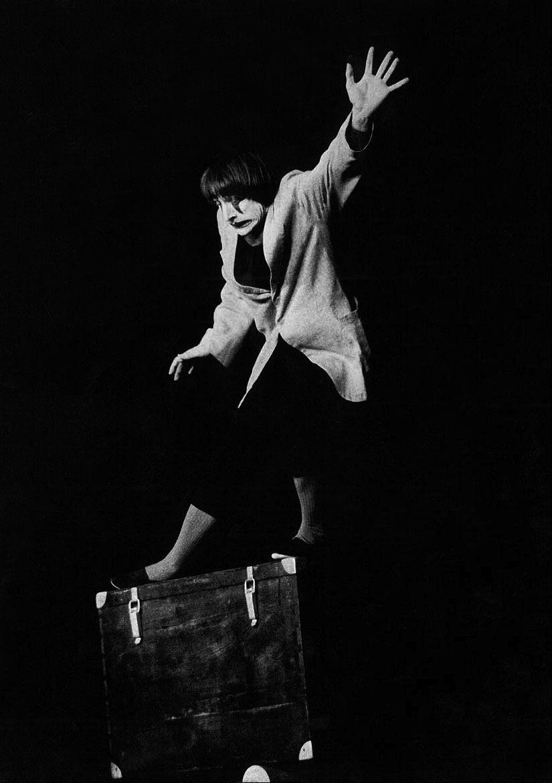 Dimitri Il Clown Poetico Etienne Decroux Physical Theatre Clown Pantomime