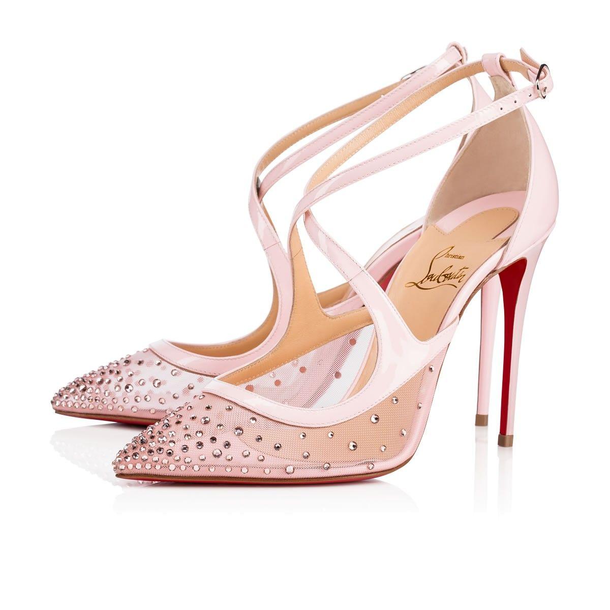 6d0cd53606d Twistissima Strass 100 Version Vintage Rose Strass - Women Shoes ...