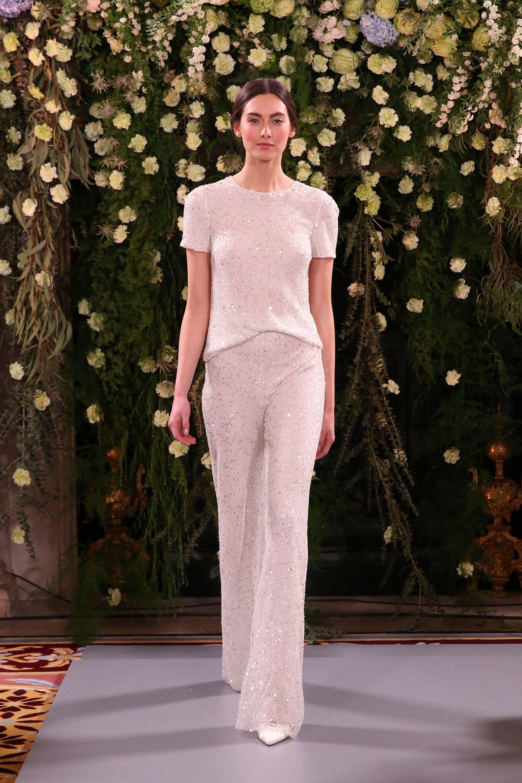 7a3c8d7c57 Jenny Packham Spring 2019 Bridal London Collection - Vogue