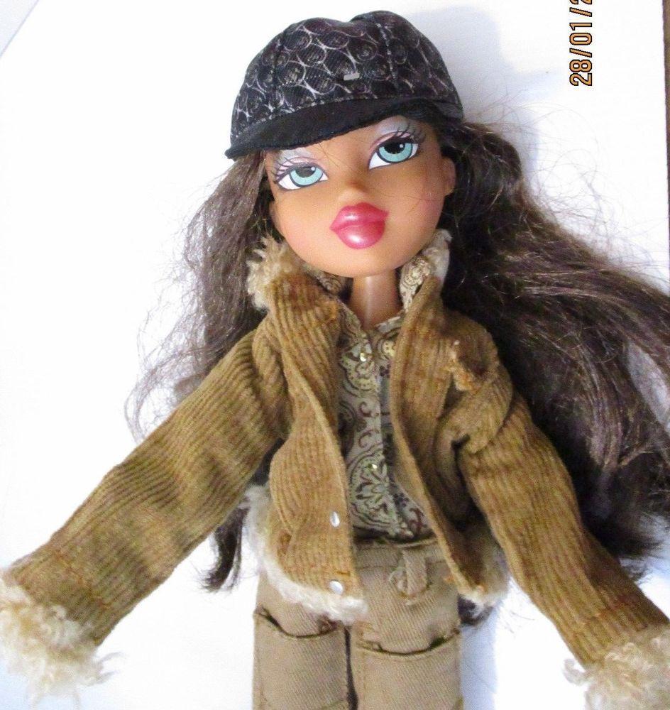 Bratz Doll Shawl