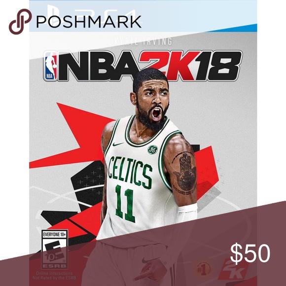 PS4 NBA 2K19 Nba, News games, Things to sell