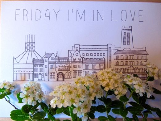 Wedding Invitations Liverpool: TNWC Real Brides: Emma Tells Us About Her Botanical