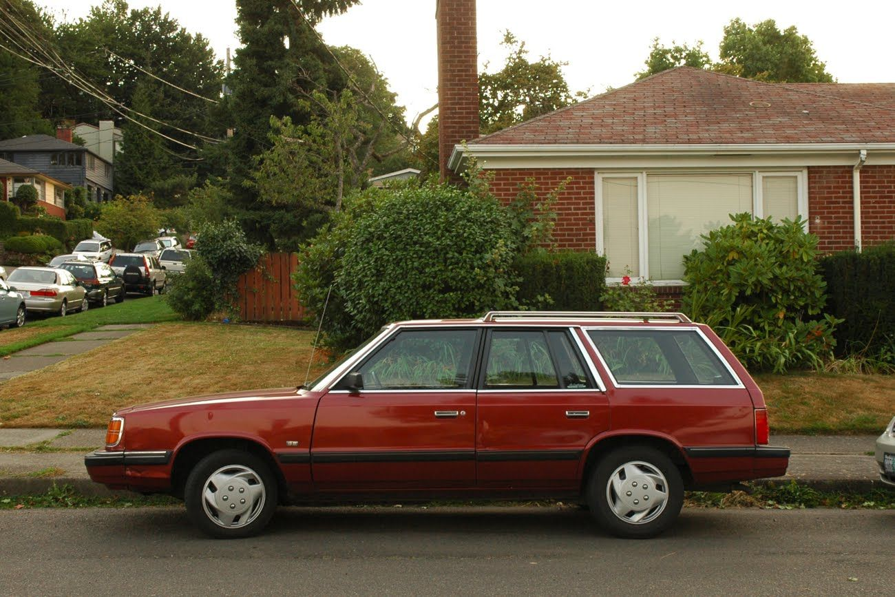 I used to owned a Plymouth Reliant K Station Wagon was one of the ...