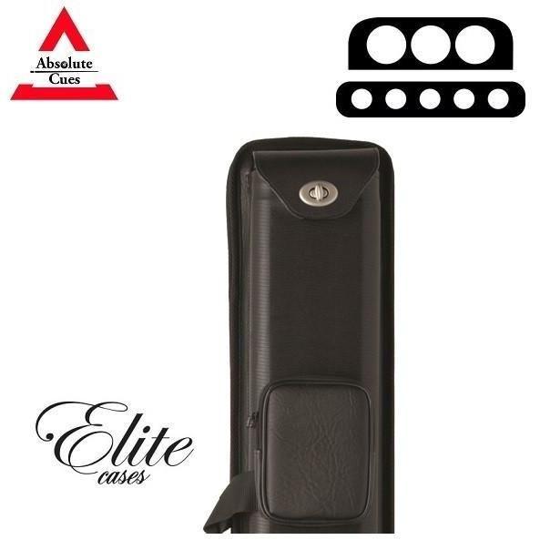 Elite Pool Cue Case 3x5 Nexus Hard Cue Case Cue