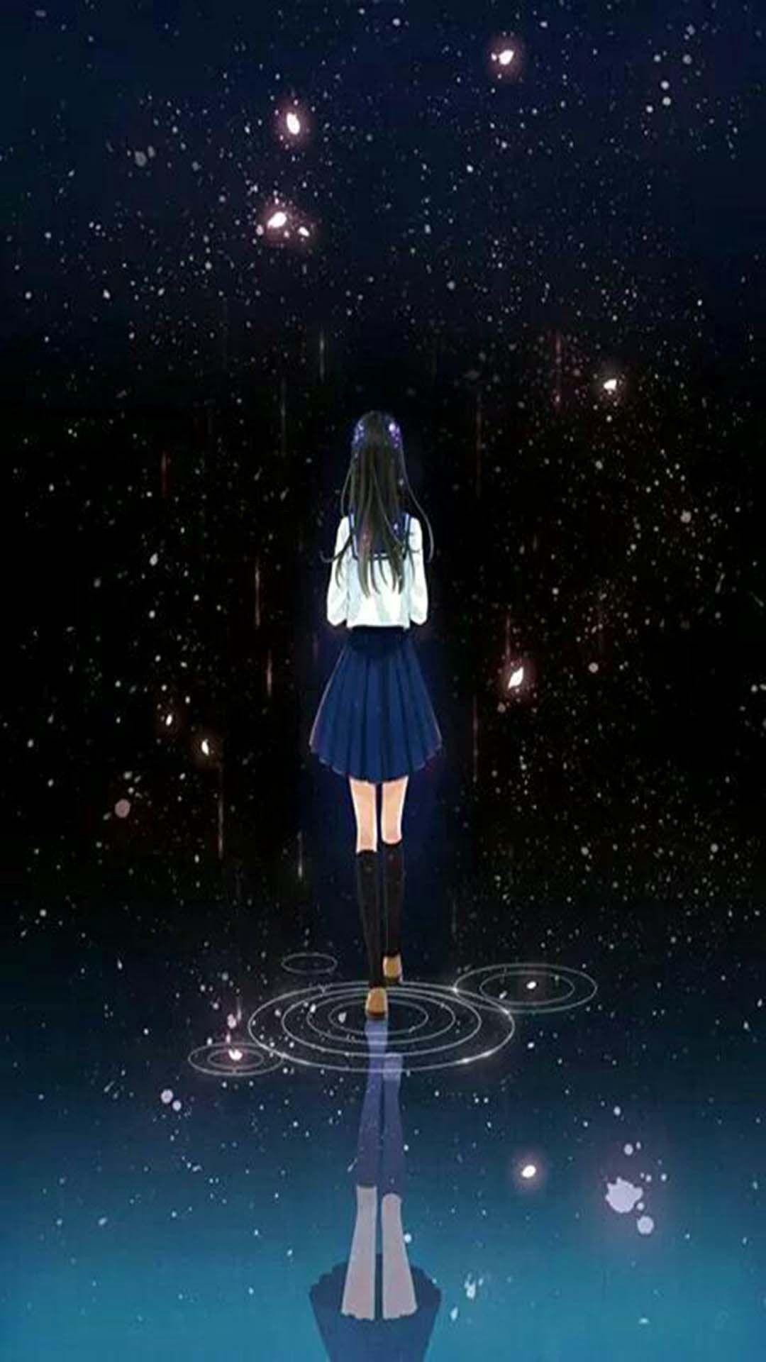 Ghim của Lịch Ngoặc Thiên Dương trên A Girl Anime rùng