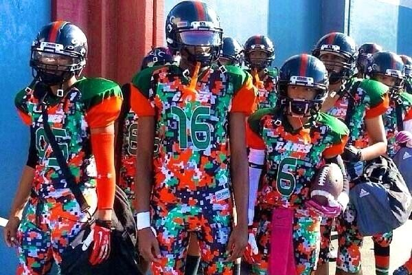 Image result for colorful football jersey