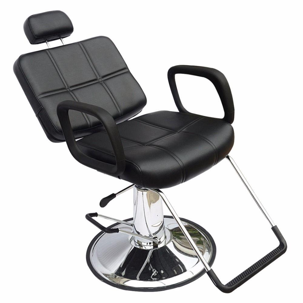 Fabulous Shellhard Barber Chair Adjustable Reclining Hydraulic Barber Creativecarmelina Interior Chair Design Creativecarmelinacom