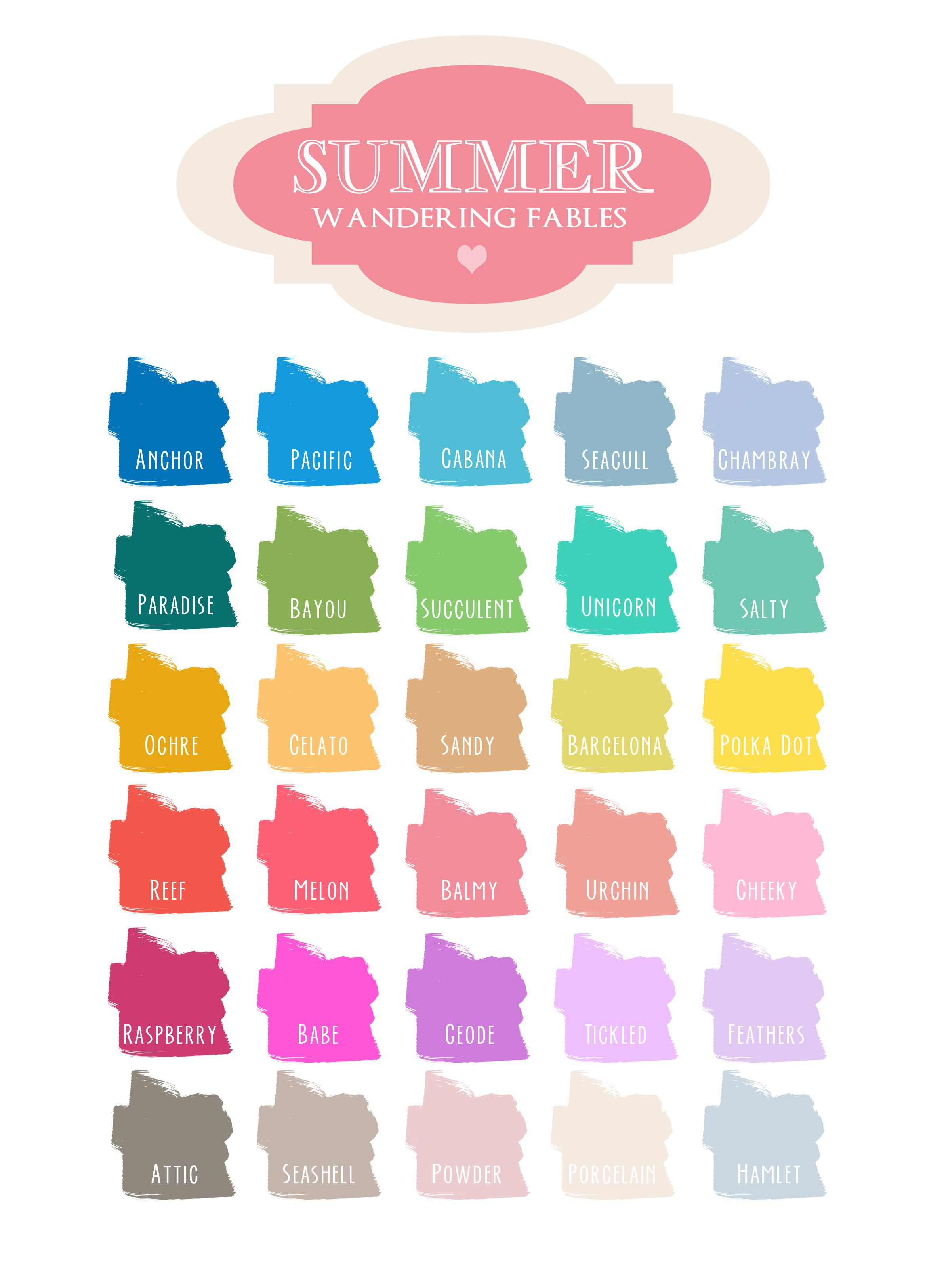 2014 spring/summer wedding color trends | 2015 wedding trends