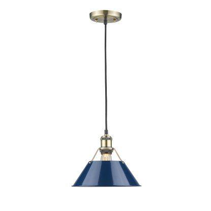 Golden lighting orwell 3306 pendant light hayneedle