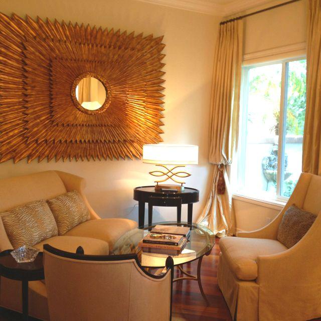 A Clientu0027s Living Room Designed By Von Hemert Interiors.