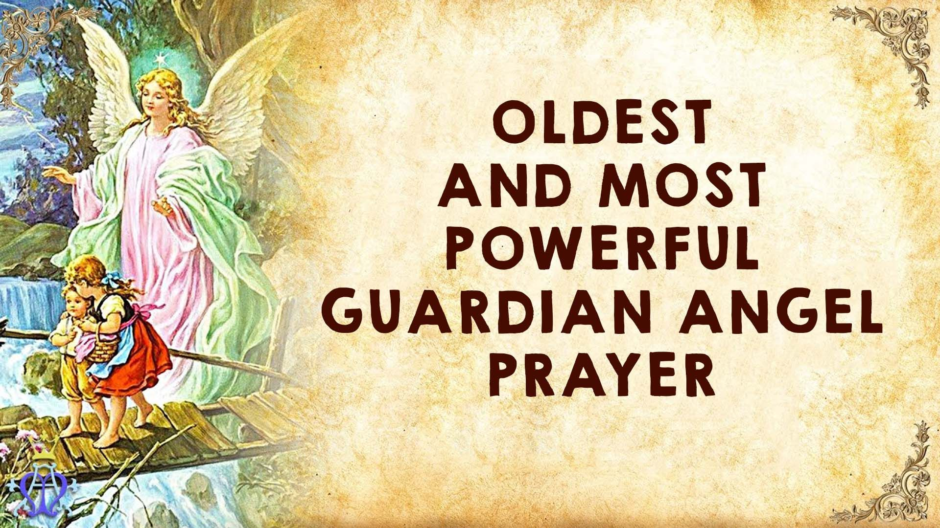 Do You Know The Oldest And Most Powerful Guardian Angel
