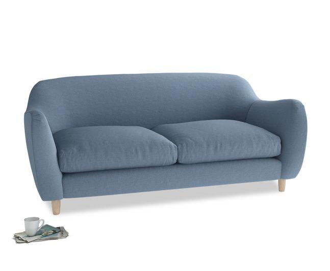 Flapjack Sofa Retro Modern Sofa Loaf Retro Sofa Sofa Comfy Sofa