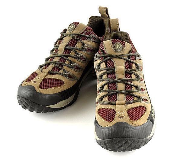 Merrell Mens Refuge Pro Ventillator Gore-tex Sports Trekking Shoes Hiking  Shoes