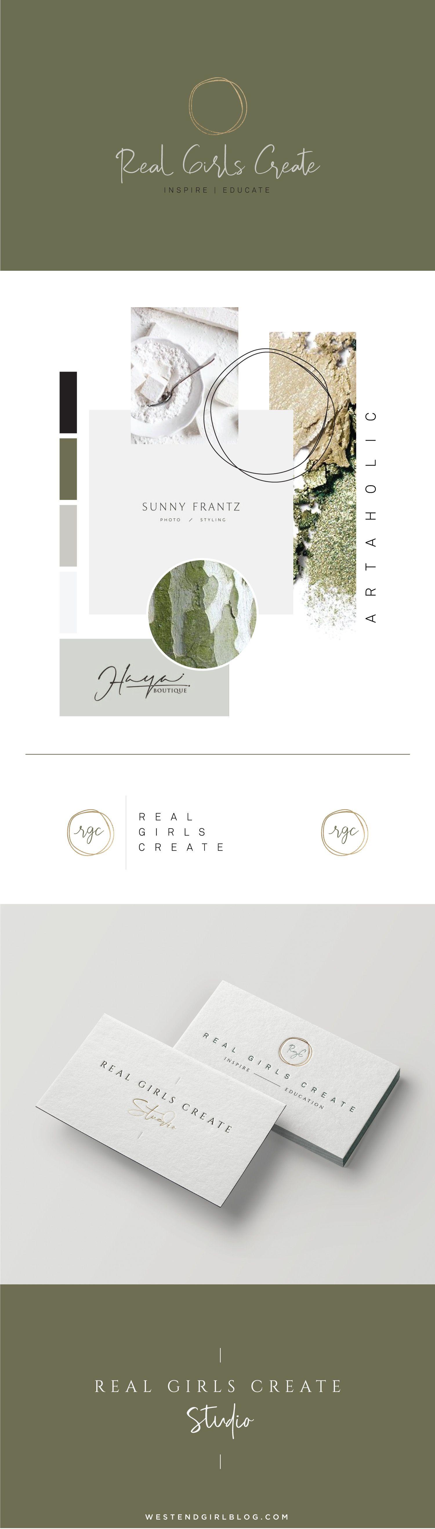 Modern Logo Design By West End Girl Blog Modern Logo Design Identity Design Logo What Is Fashion Designing