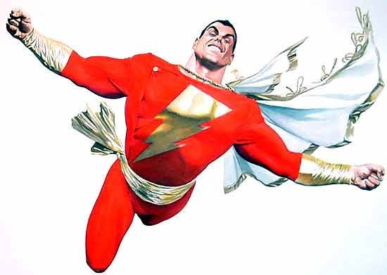 captain marvel comic hero - photo #20