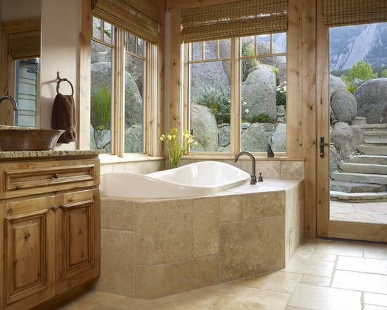 a amazing bathroom view I love it Dream Home Pinterest