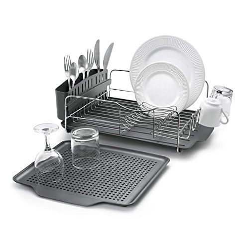 Sabatier Dish Rack Enchanting The Best Dish Racks  Dish Racks Dish Drainers And Budgeting Inspiration