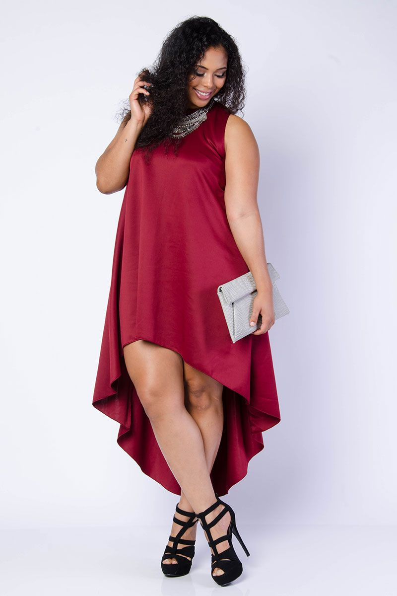 Plus Sizes – Tops, Dresses, Pants, Skirts & Accessories − G-Stage ...