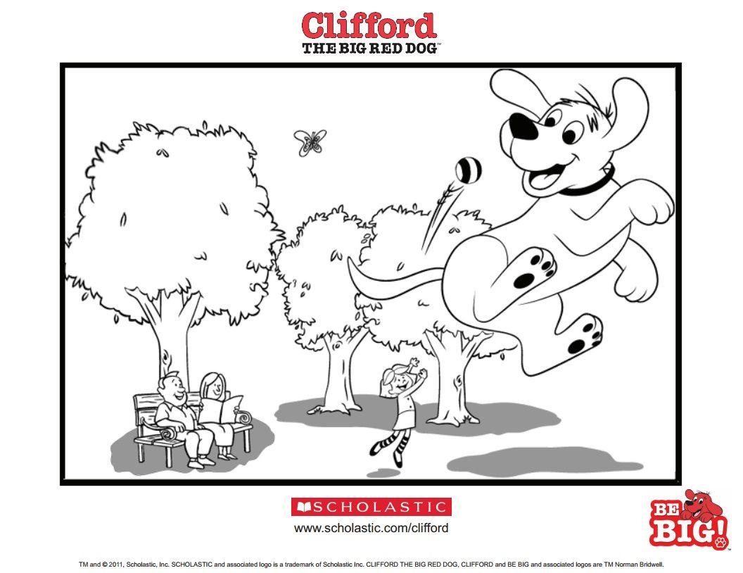 Pin de LMI KIDS Disney en Clifford | Pinterest