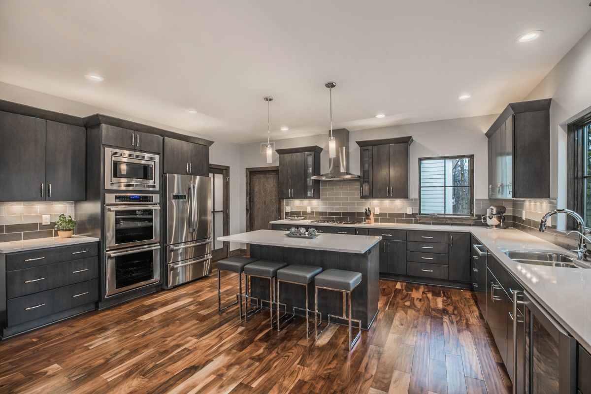 Mequon New Construction Kitchen   Kitchen design, Building design, Kitchen remodel