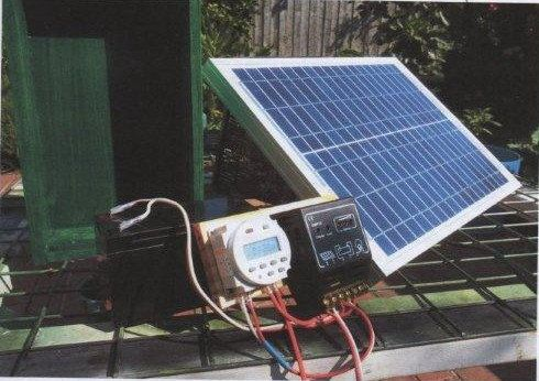 Solar Power Hydroponics Solar Power Kits Solar Solar Power
