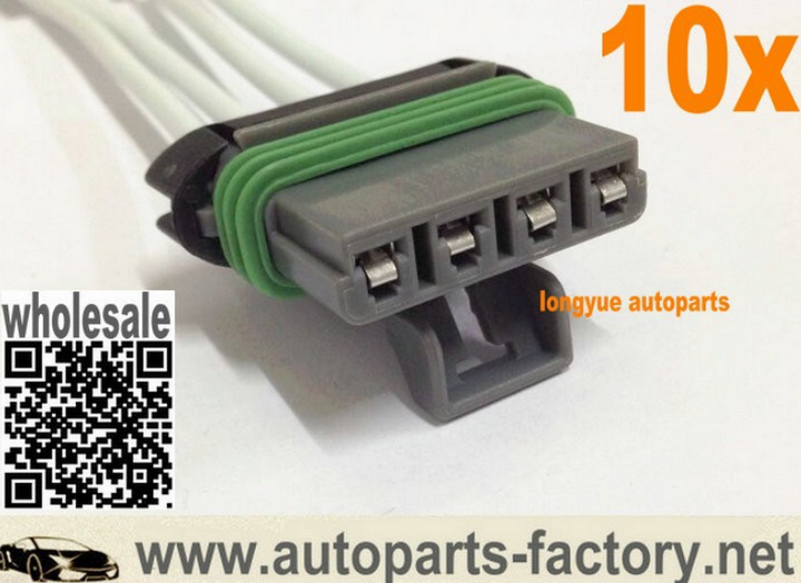 long yue Blower Motor Resistor Connector wiring harness 6